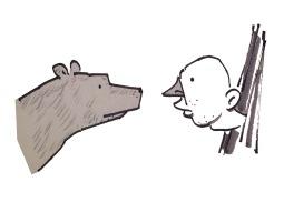 bear-and-man